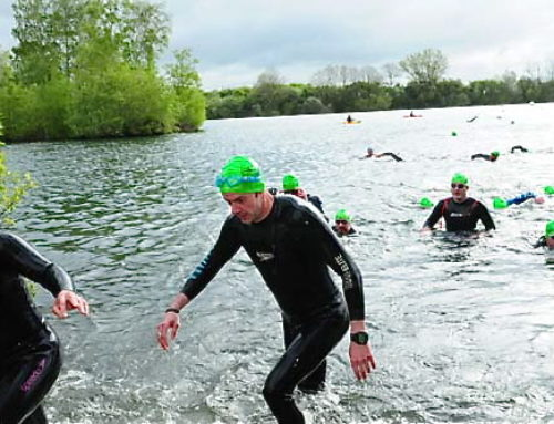 Cotswold Super Sprint Triathlon