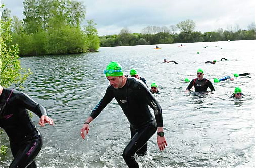 Cotswold Super Sprint Triathlon - Total Promotions Events