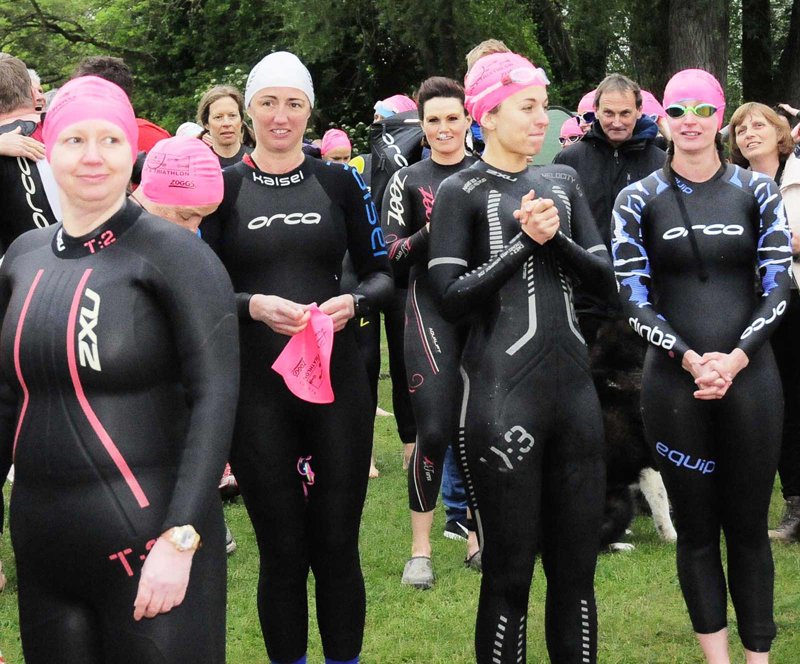 Triathlon Event Swindon Wiltshire