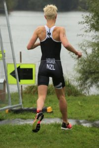 Triathlon Event Swindon Wiltshire - Running